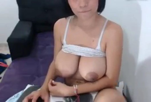 Gorgeous MILF With Fantastic Lactating Breasts