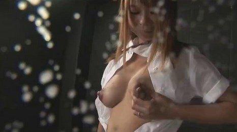 Japanese Schoolgirl Sexy Milk Tits Porn