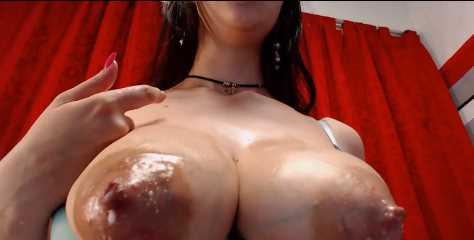 Beautiful Engorged Tits Latina Lactating Teen Auto Drip