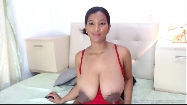Latina MILF Porn With Lactating Engorged Breasts