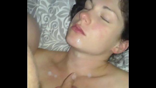 Big Tits MILF Sucking Cock & Lactating