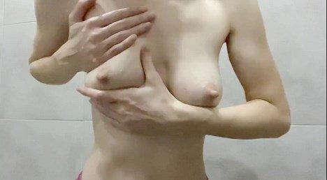Solo Milking Lactating Nipples European Teen