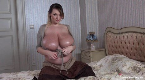 Huge Engorged Lactating Tits MILF Play