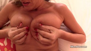 Big Natural Breasts Get Milked And Fucked